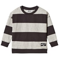 Molo Max Sweatshirt Pirate Stripe Pirate stripe