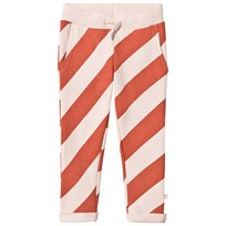 Molo Agnete Soft Pants Diagonal Stripe Diagonal Stripe