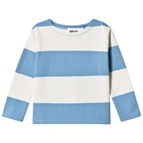 Molo Ramilah T-Shirt Cornflower Stripe Cornflower Stripe