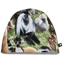 Molo Ned Baby Hat Hairy Animals Hairy Animals