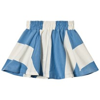 Molo Barbera Kjol Cornflower Stripe Cornflower Stripe