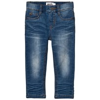 Molo Augustin Jeans Soft Denim Blue Soft denim blue