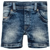 Diesel Blue Light Wash Denim Shorts K01
