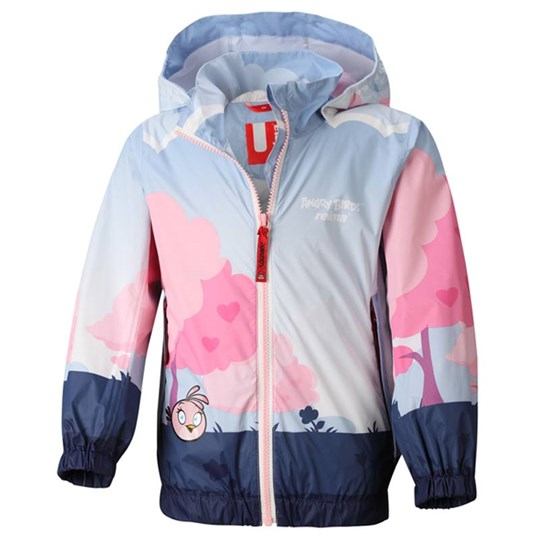 Reima Angry Birds Jacket Pink Pink