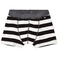 Molo Jon Boxer Shorts Black Stripe Black stripe