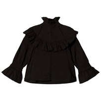 How To Kiss A Frog MAZI Blouse Black Black
