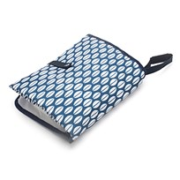 Bounty Boutique Luxury Changing Mat Blue