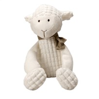 Bao Clover the Lamb Soft Toy White