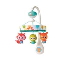 Tiny Love Tiny Friends Lullaby Mobile White