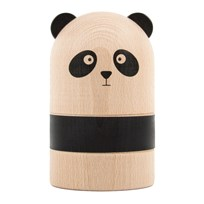 OYOY Panda Money Bank NATURE