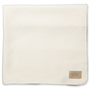 Image of OYOY Bobo Baby Blanket Off White (2884165445)