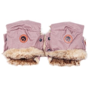 Image of Easygrow Hand Muffs Pink Rose One Size (843916)