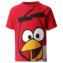 Reima Angry Birds T-Shirt Red
