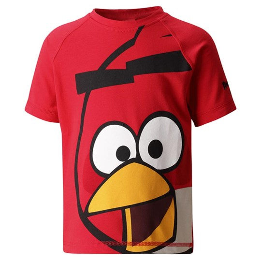 Reima Angry Birds T-Shirt Red Red