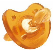 Chicco Pacifier, Physio Soft/Gomotto 12M, latex Yellow