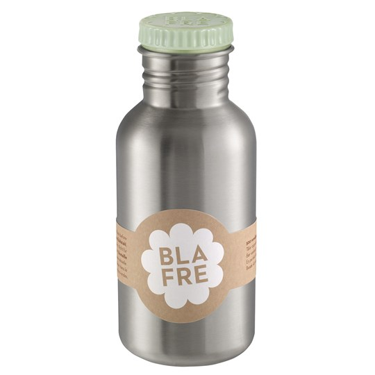 Blafre Stainless Steel Bottle Light Green - 500 ml Lys Grønn