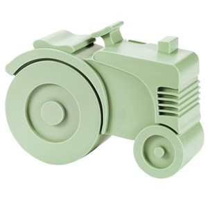 Image of Blafre Lunchbox Tractor Light Green One Size (443544)