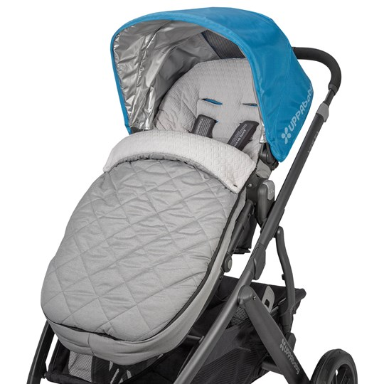 UPPAbaby Strollerbag Ganoosh Grey Black