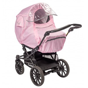 Image of Tinkafu Rain Cover Pink (2743788139)