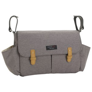 Image of Storksak Travel Stroller Organizer Grey 1010 (2743697993)