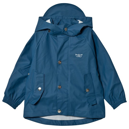 Sways Sail Jacket Faded Blue Faded Blue