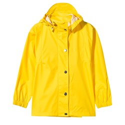 Sways Tulle Rain Jacket Yellow
