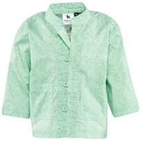 Shampoodle Holiday Shirt Jacket Misty Jade Misty Jade