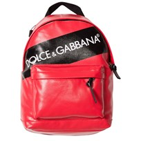 Dolce & Gabbana Red Label Logo Backpack HRI67