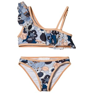 Image of Chloé Blue Floral Bikini 5 years (3065506807)