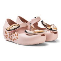Mini Melissa Pink Bambi Shoes 01276