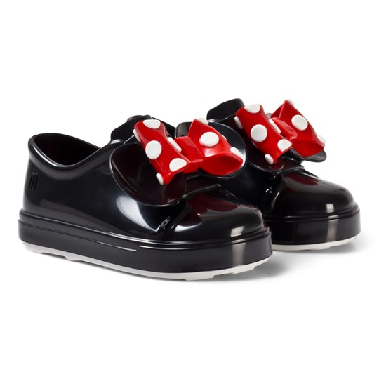 Mini Melissa Black Minnie Mouse Shoes 51484