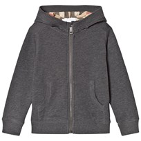 Burberry Charcoal Melange Pearcy Hoody Charcoal Melange