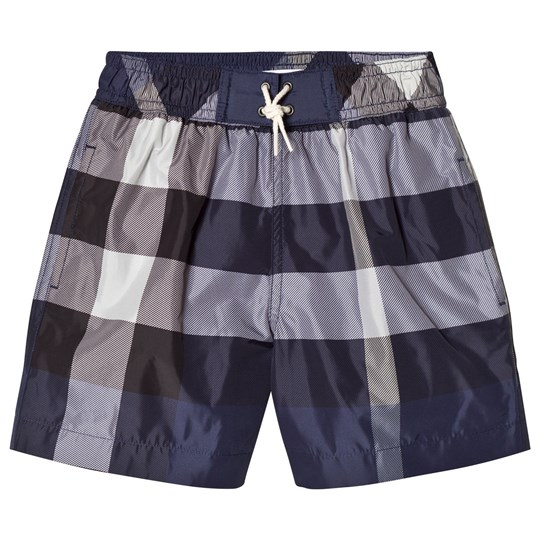 Burberry Navy Classic Swim Shorts INK