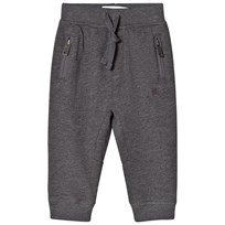 Burberry Charcoal Melange Mini Phill Sweat Pants Charcoal Melange