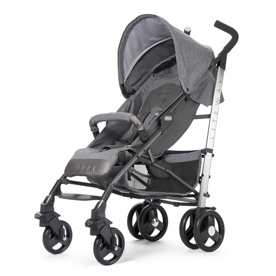 Chicco Lite Way2 special edition Legend Grey