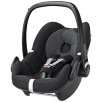 Maxi-Cosi Pebble Car Seat Black Raven Black Raven