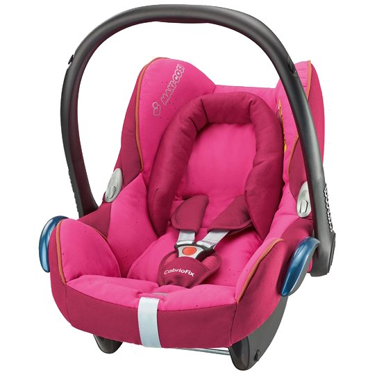 Maxi-Cosi Cabriofix Berry Pink Berry Pink