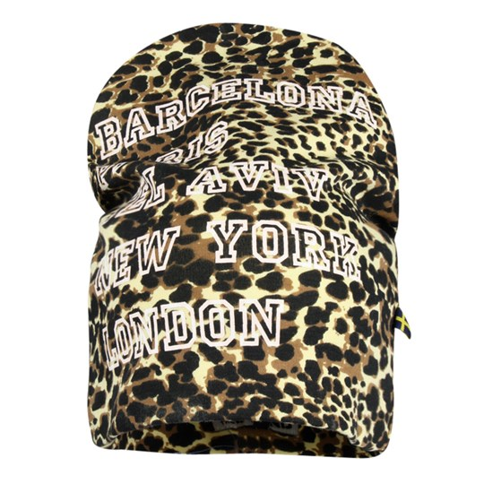 The BRAND Hat Leopard/City Multi
