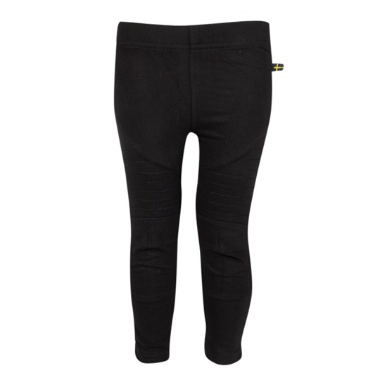 The BRAND MC Tights Black Black