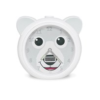 Zazu Bobby the Bear Sleeptrainer White