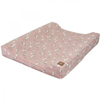 NG Baby Woods & Fairytales Standard Changing Pad Fairytale Rose Rosa