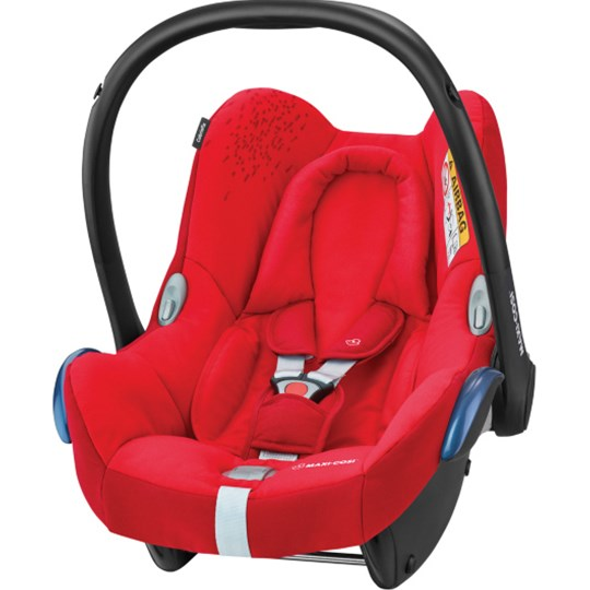 Maxi Cosi CabrioFix Infant Car Seat Vivid Red 2018 VIVID RED