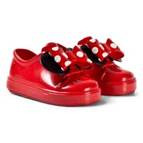 Mini Melissa Red Minnie Mouse Shoes 50924