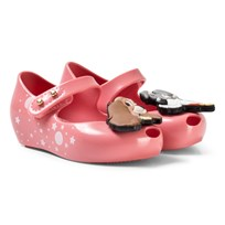 Mini Melissa Pink Lady and the Tramp Shoes 01477