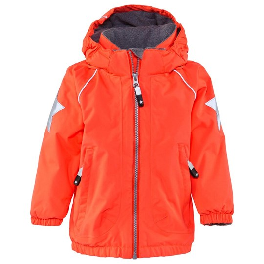Molo Cathy Jacket Fiery Coral Cloud