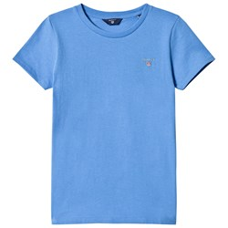 GANT Blue Original Shield Tee
