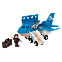 BRIO BRIO World - 33306 Flygplan Blue
