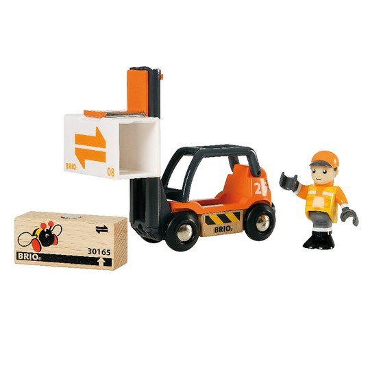 BRIO BRIO® World – 33573 Fork Lift Multi
