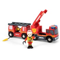 BRIO BRIO World - 33811 Brandbil Multi