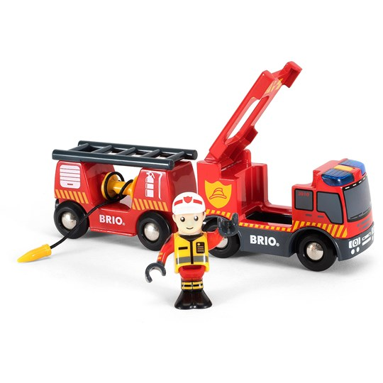 BRIO BRIO® World – 33811 Brandbil Multi